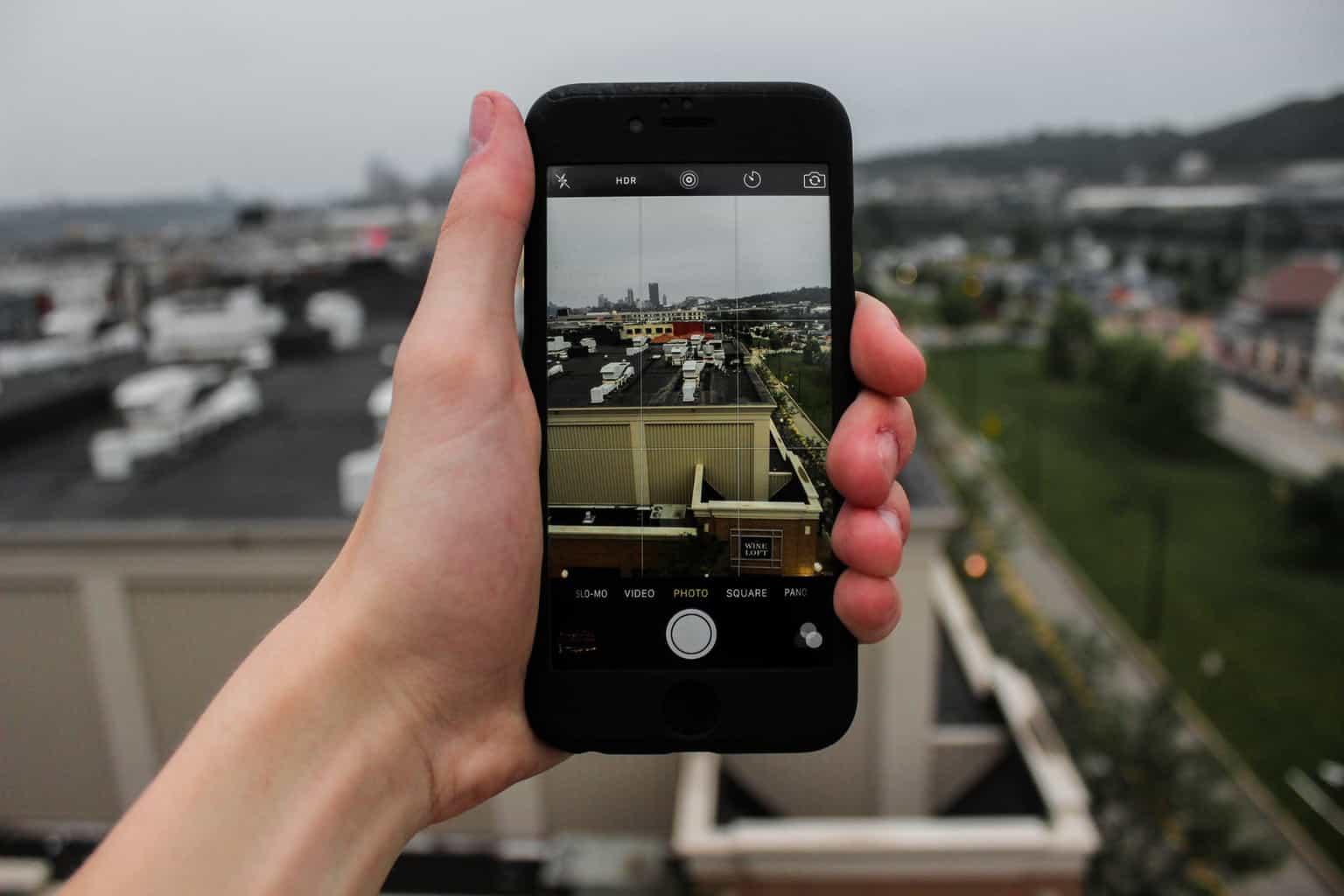 プロフィール写真撮り方のコツ