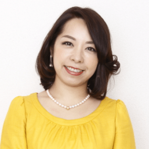 澤口珠子様 プロフィール写真