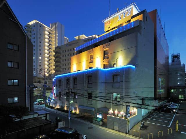 HOTELXYZ福岡