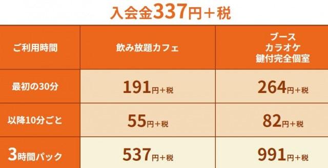 快活CLUBフレスポ高島店