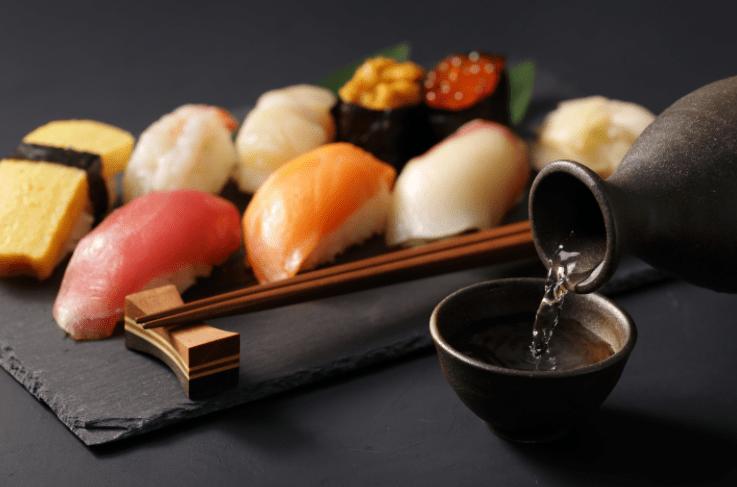 PIRATES OF OSAKAの寿司クルーズ