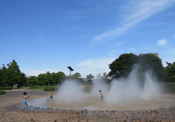 鈴の森公園