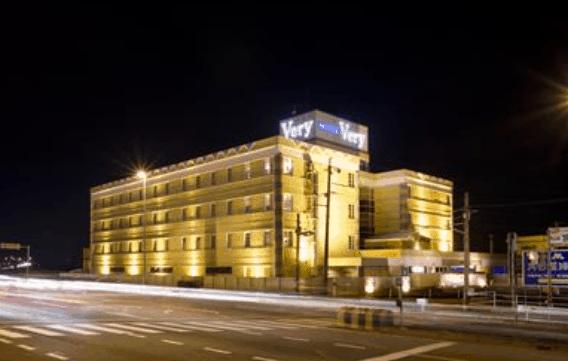 三重のラブホテルベリー